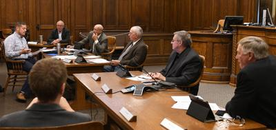 Sioux County discusses treasurer vacancy