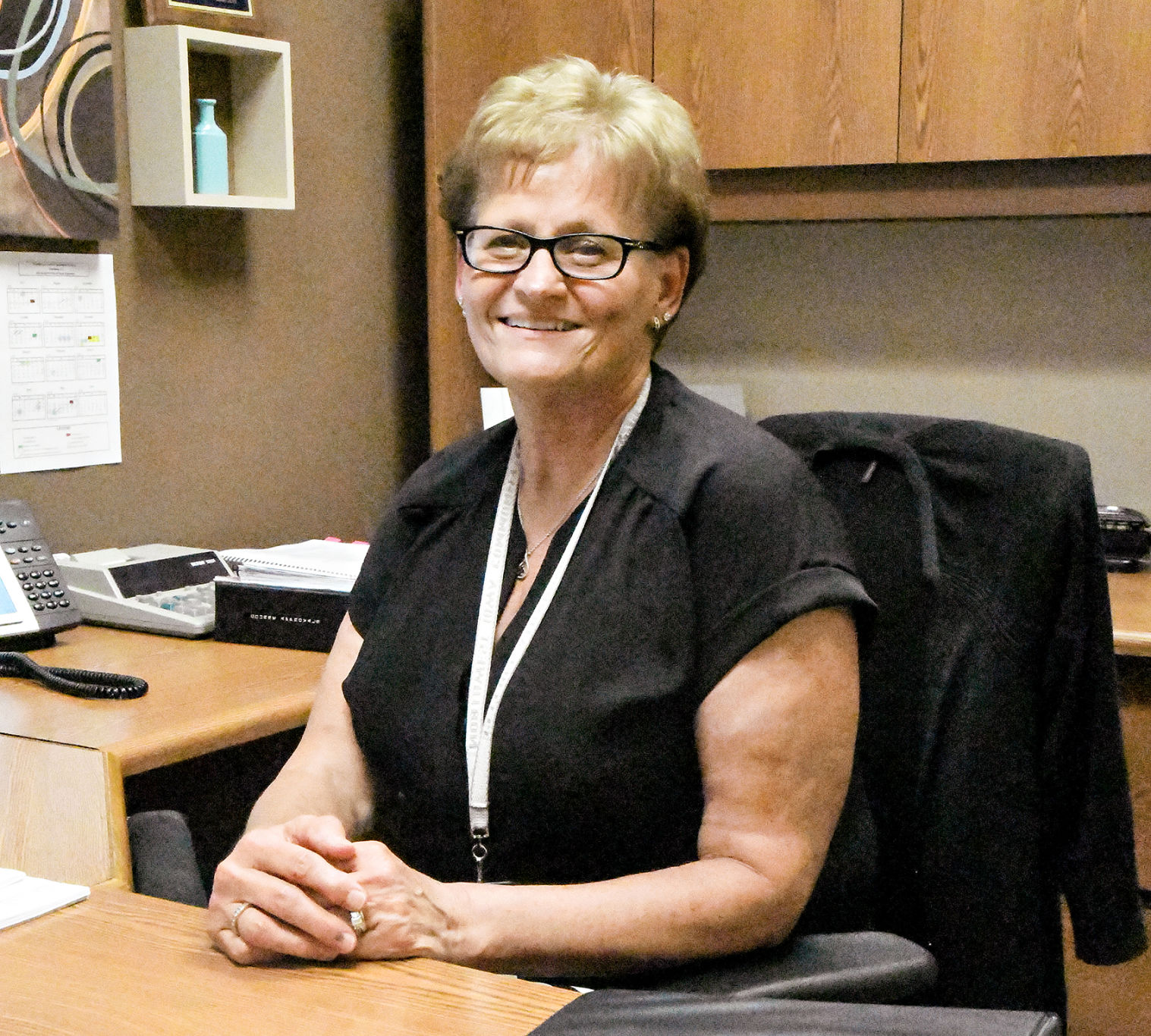 Sandy Bruns Retires From NCC