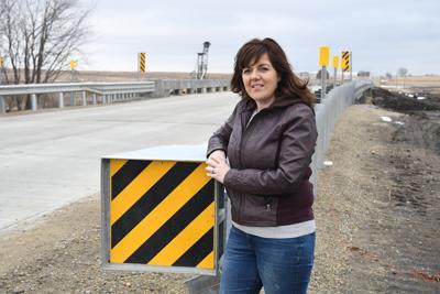 Laura Sievers resigns as county engineer
