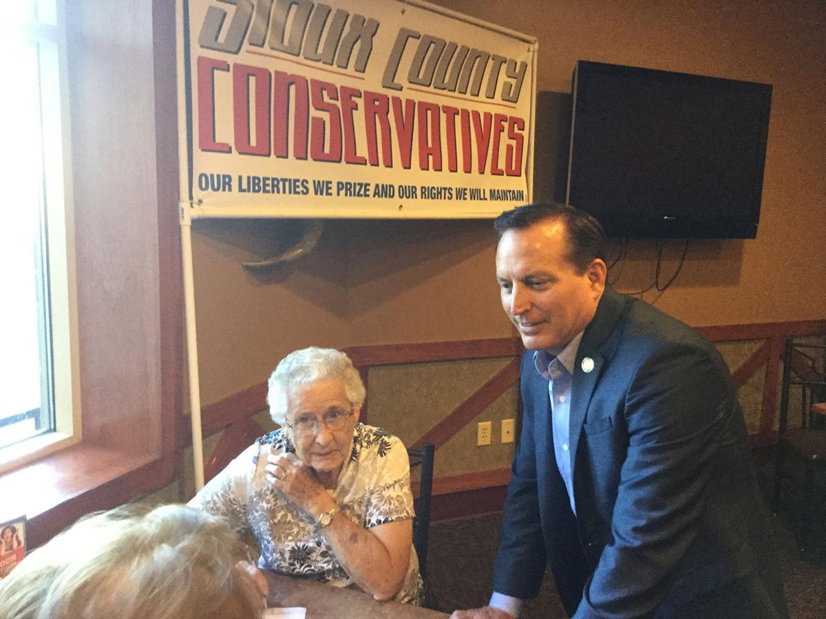 Iowa Secretary of State makes local stop