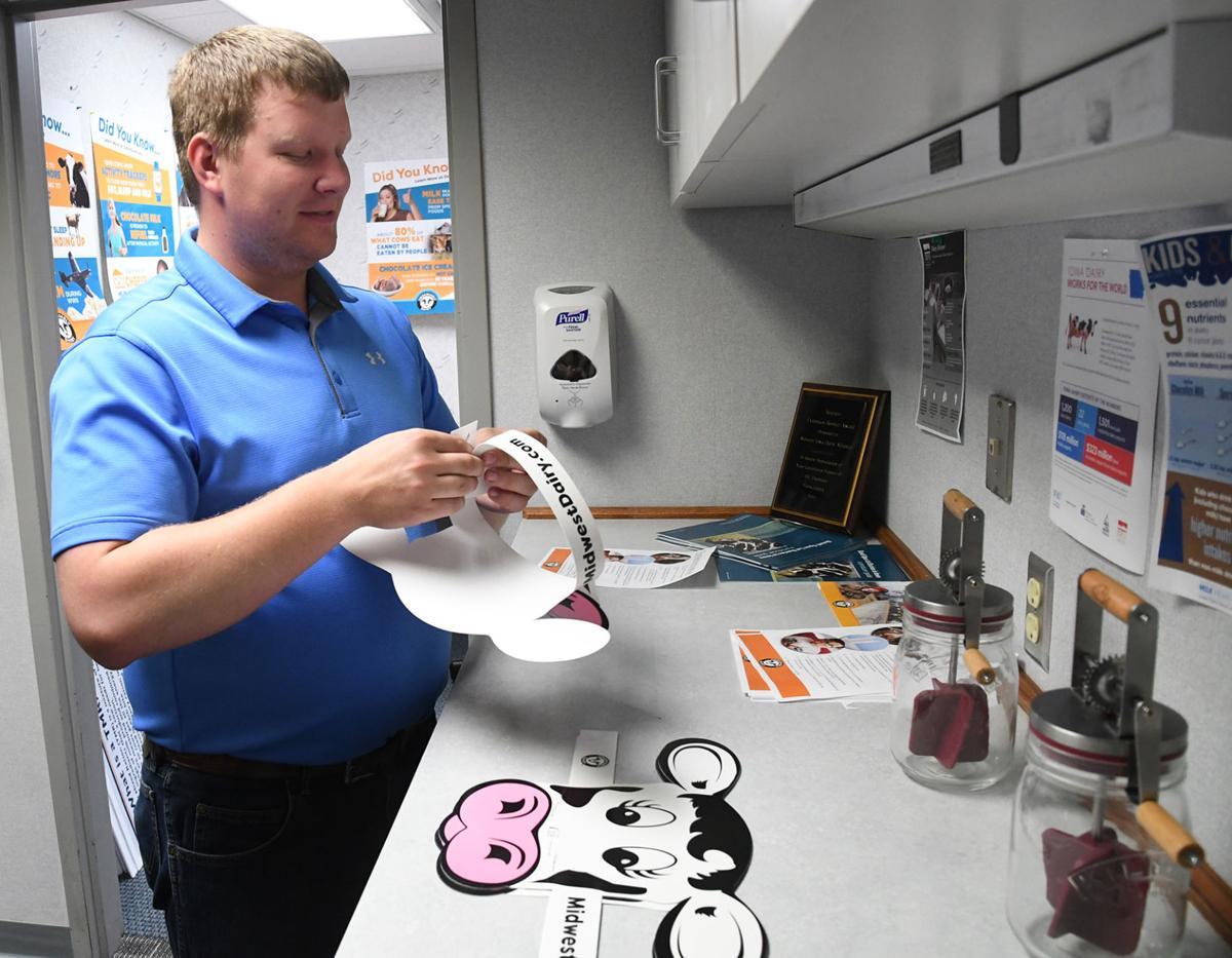 Orange City library to host dairy program