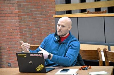 Jason Groendyke talks virtual conferences