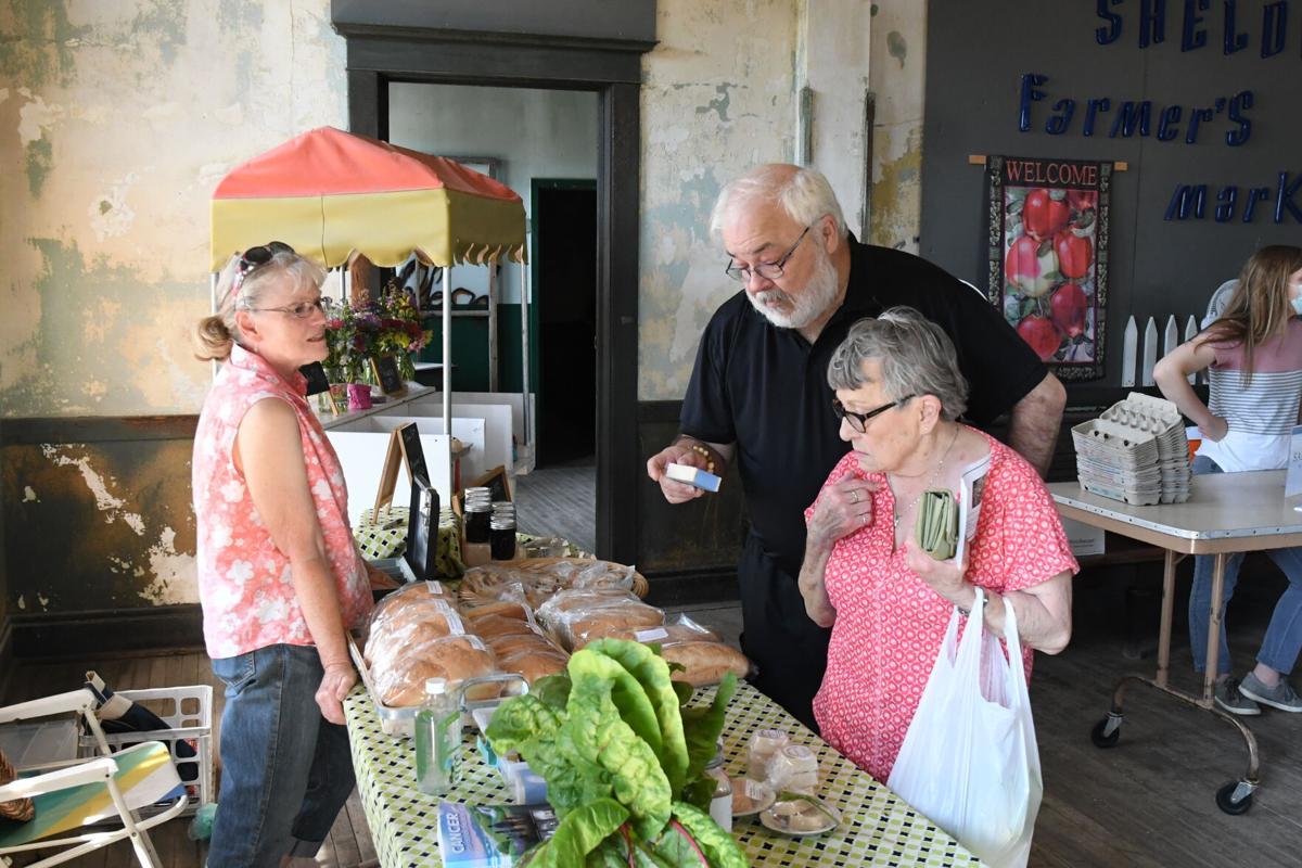 Sheldon Farmers Market