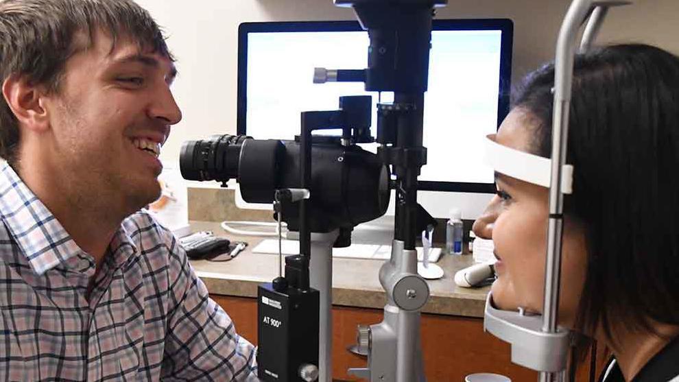 Rees Beaver joins Beaver Eye Care