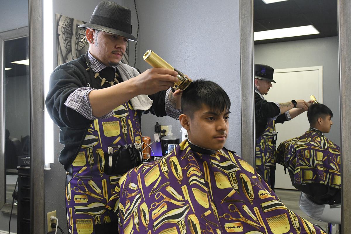 Rafa's Famous Fades haircut appiontment