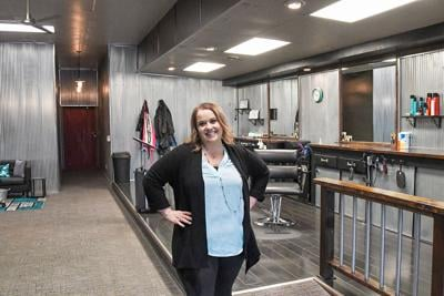 Christina Baker of Christina's Hair & Nail Salon