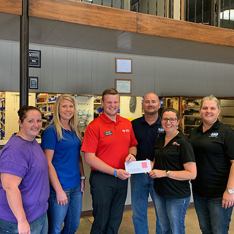 Sioux Automation Center supports flight