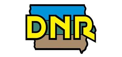 Iowa Department of Natural Resources (DNR) logo