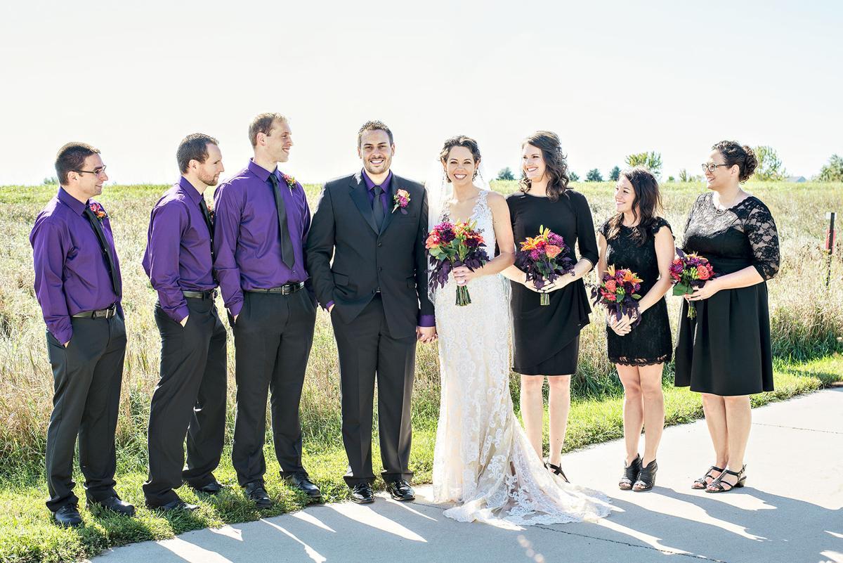 Door opens to surprise wedding proposal | News | nwestiowa com