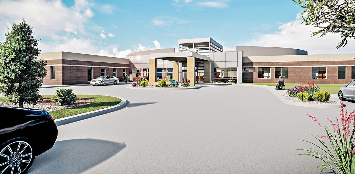 Sioux Center Health begins expansion