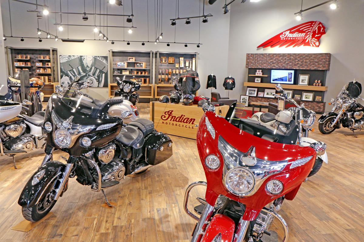 Okoboji Indian Motorcycles