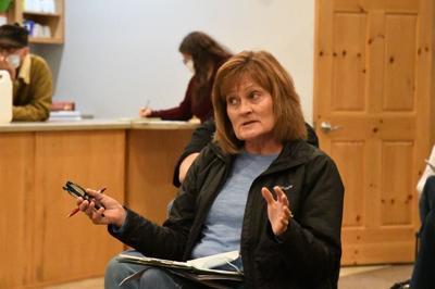 Patty Vollink speaks on equestrian trails