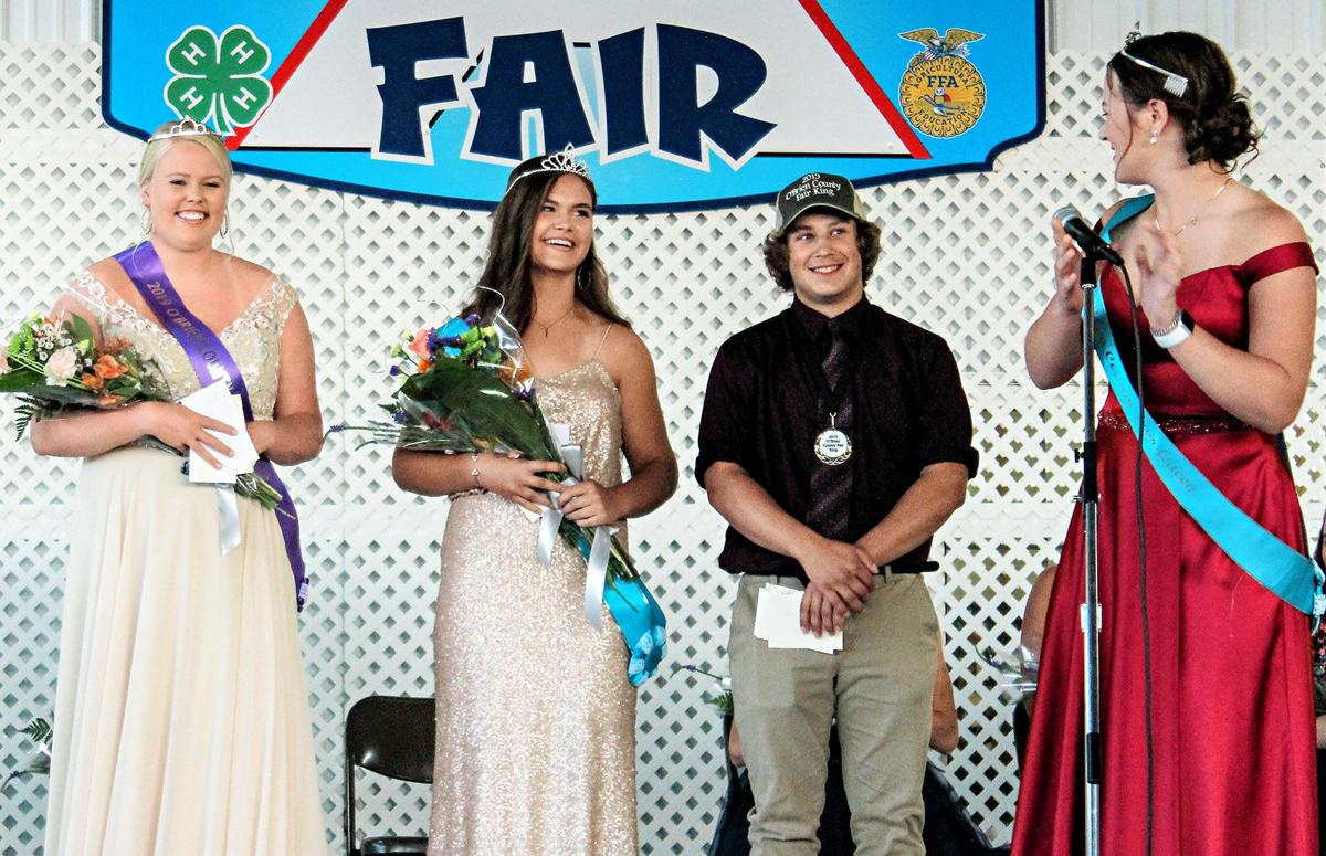 Sutherland teen named county fair queen