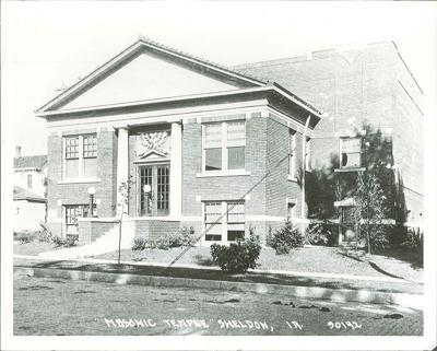 Sheldon Masonic Temple