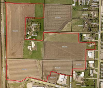 City purchasing land north of Walmart