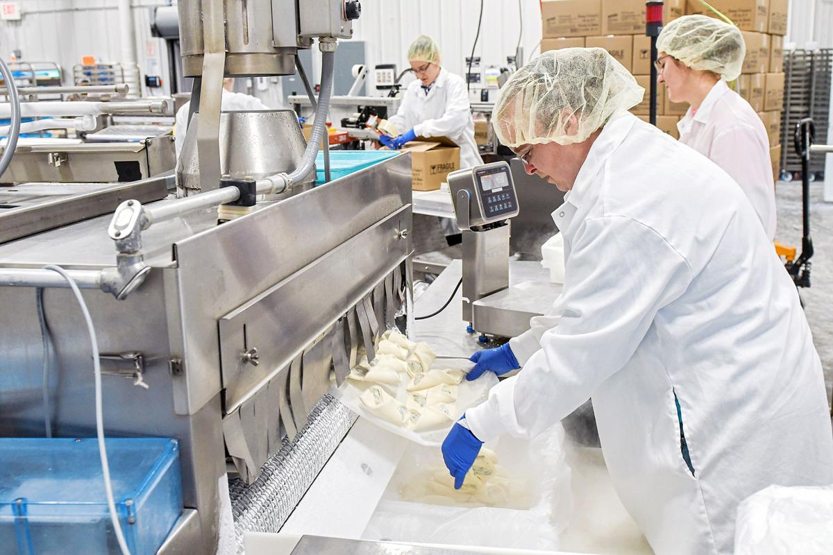 Lester company focuses on frozen foods