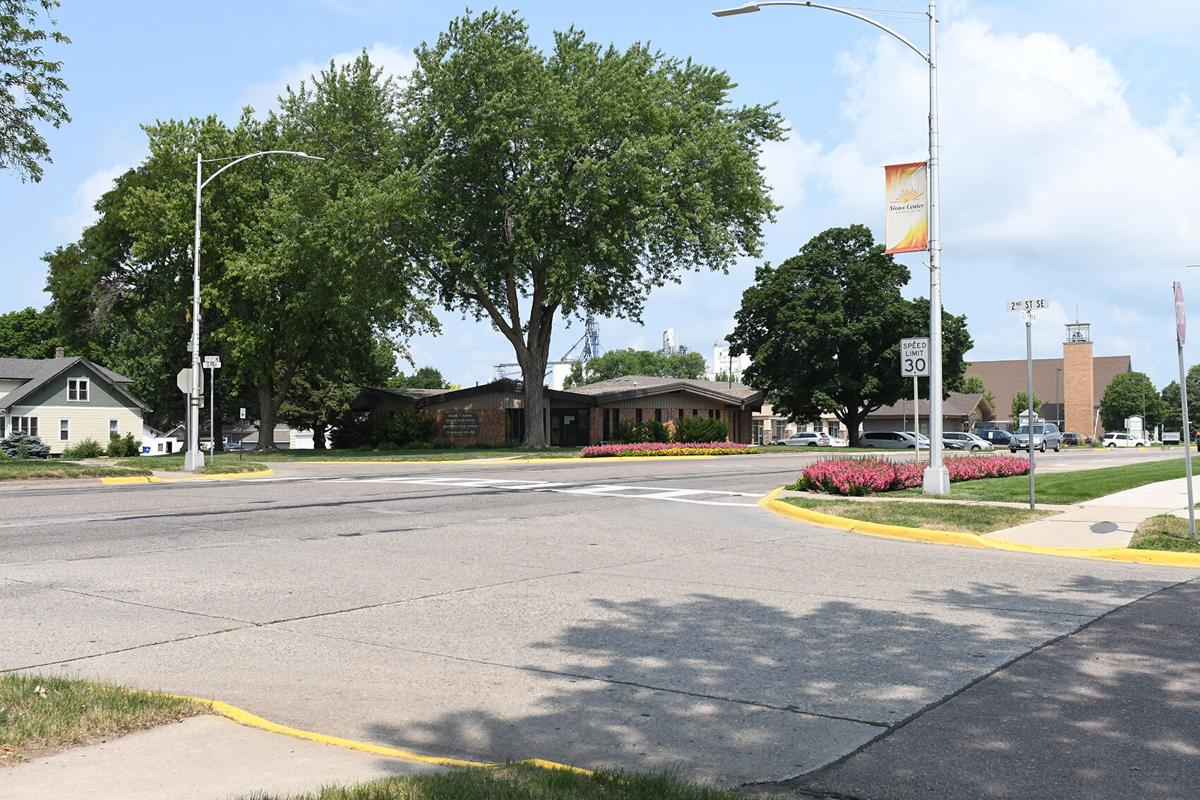 Sioux Center Highway 75 and Second Street South intersection