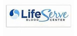LifeServe Blood Center logo