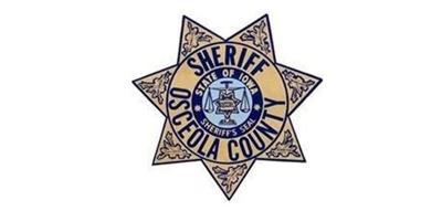 Osceola County Sheriff's Office badge