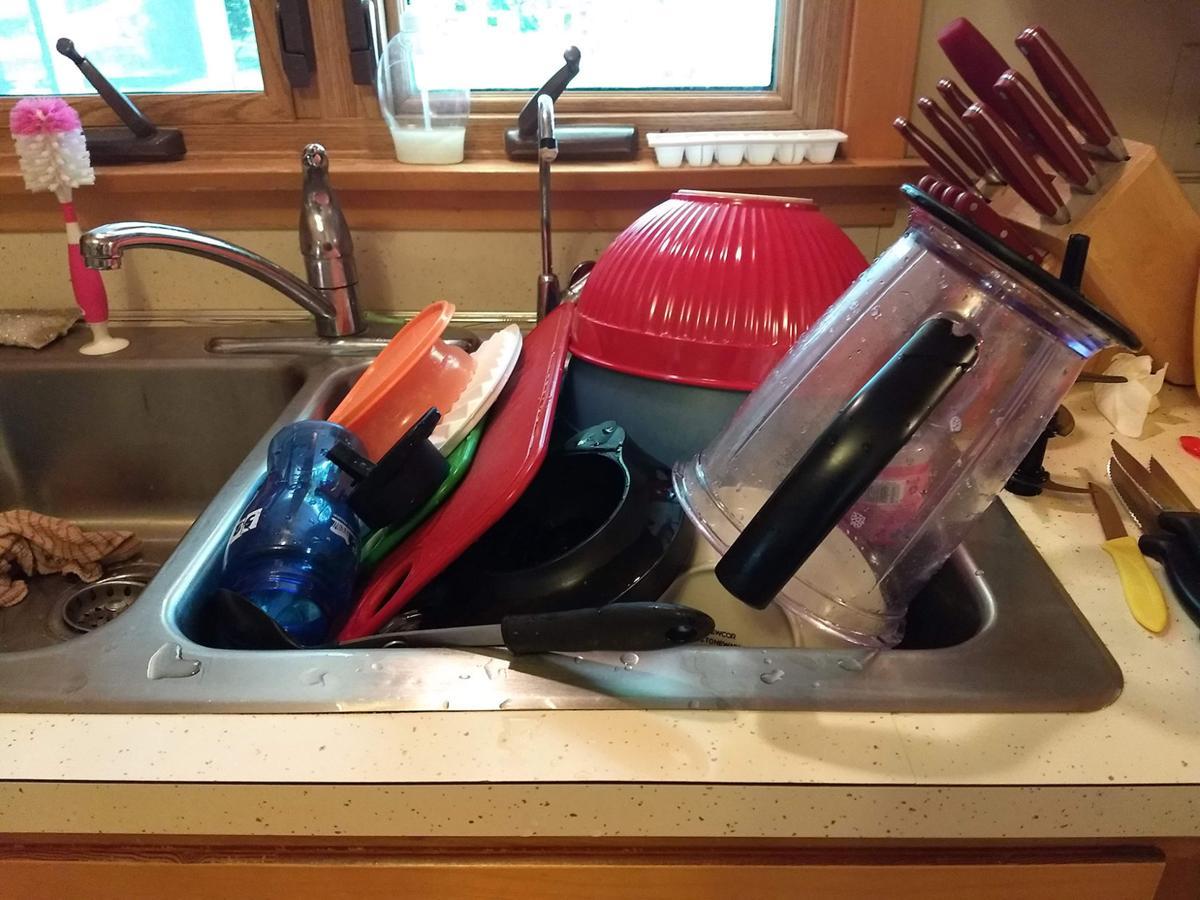 Take 5: Tips for better dish washing | Take5 | nwestiowa com