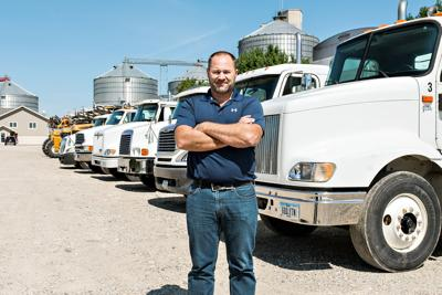 Mike Schon, new Archer Co-op GM