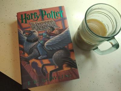 Take 5: Harry Potter introduces drink