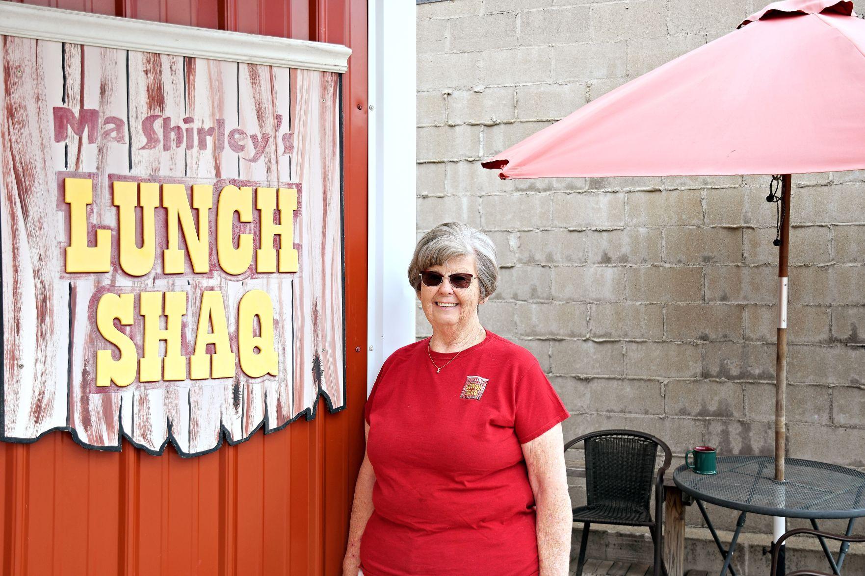 Ma Shirley's Lunch Shaq