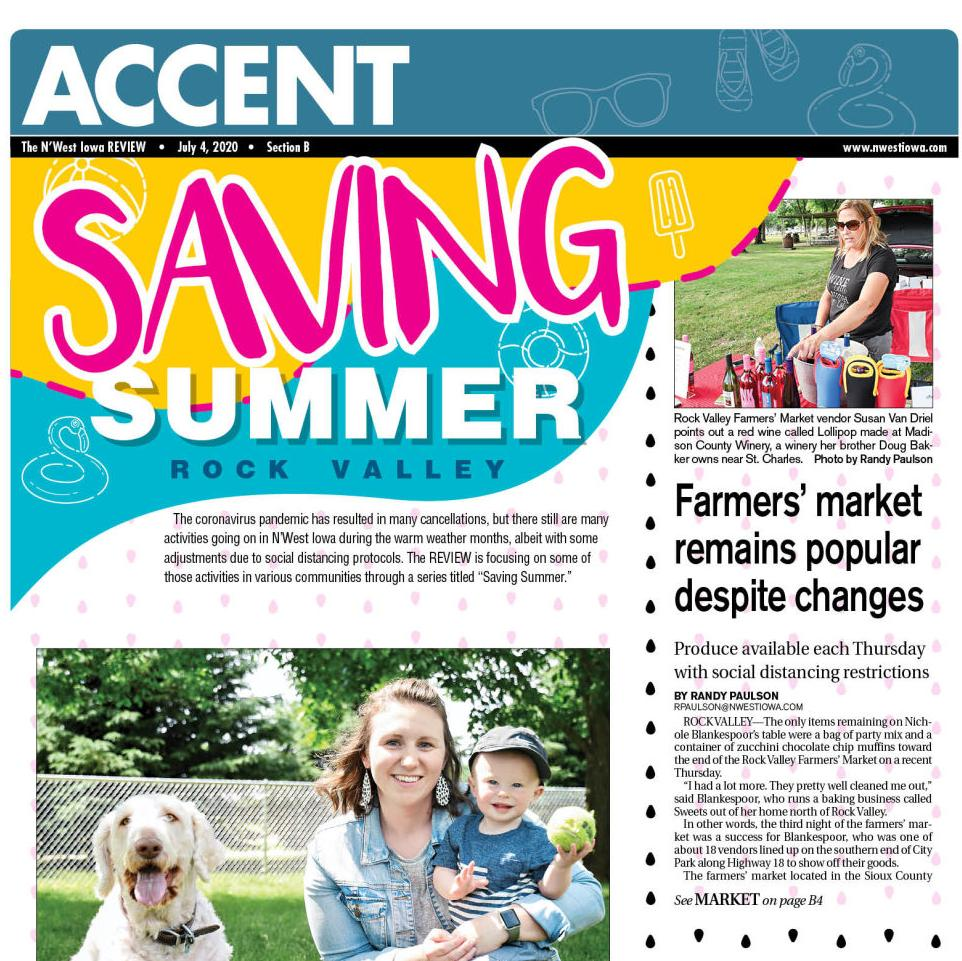 The N'West Iowa REVIEW Accent July 4, 2020