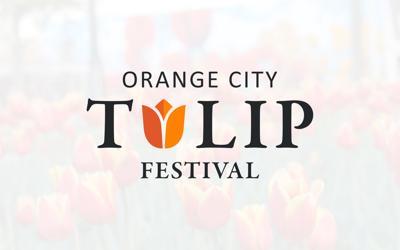 Orange City Tulip Festival logo
