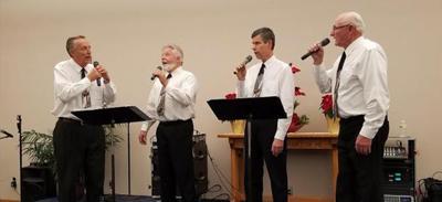 Gospel Gold Quartet