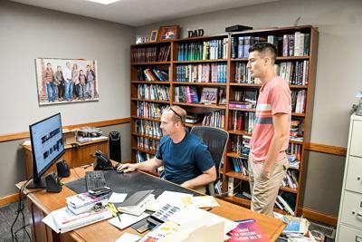 Bryan Anderson and Ryan Schultz
