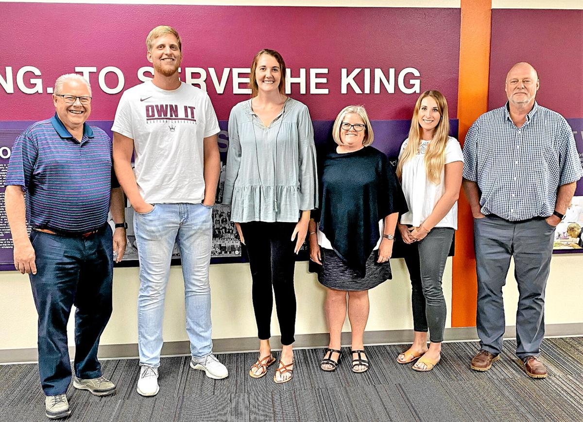 Western Christian welcomes new staff