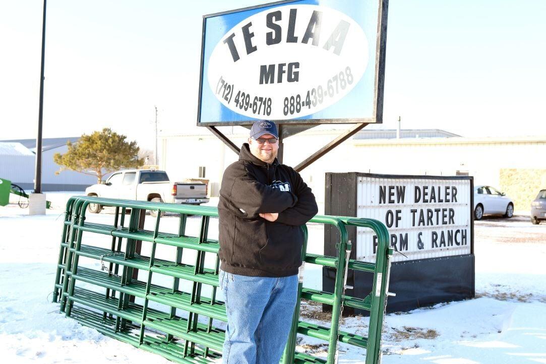 Te Slaa Manufacturing sells Tarter gates