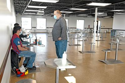 Smithfield-Sioux Center expands cafeteria