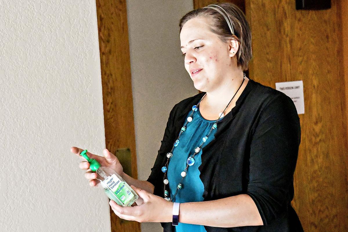 Maggie Gisch, First Presbyterian Sibley