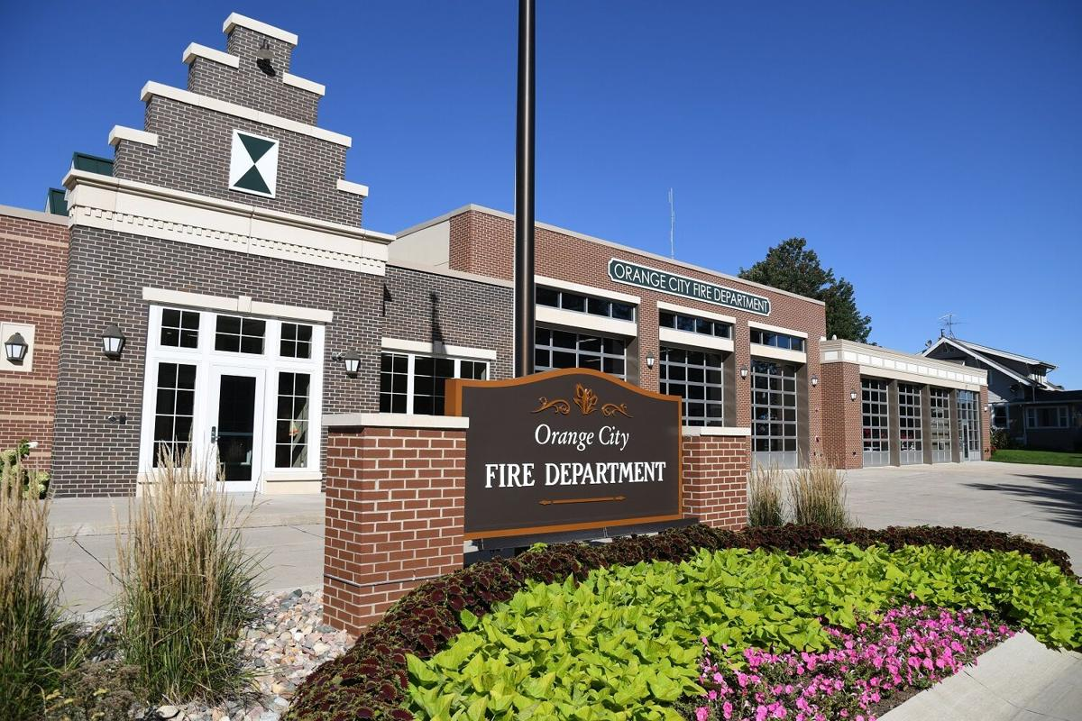 Orange City Fire Department gets grant