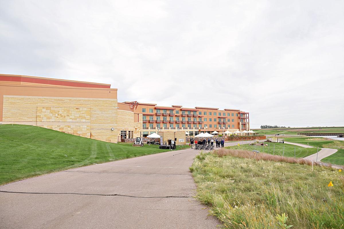 Larchwood casino starts $10M expansion