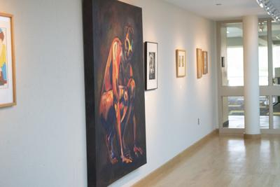 'Paired' exhibition at Dordt University