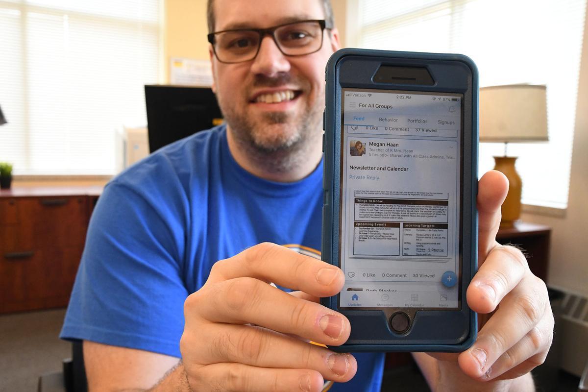 App aids parent, teacher communication