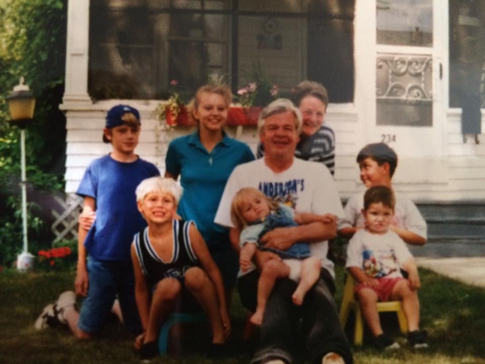 Anderson grandchildren