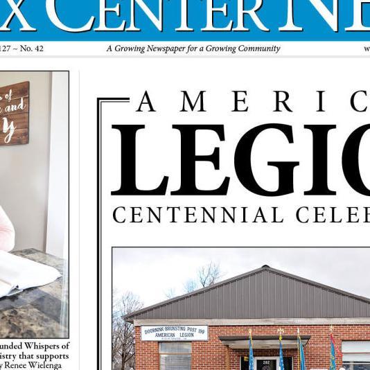 Sioux Center News Oct. 16, 2019