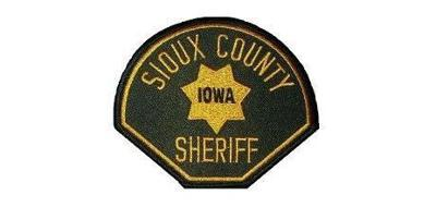 Sioux County Sheriff's Office shoulder patch