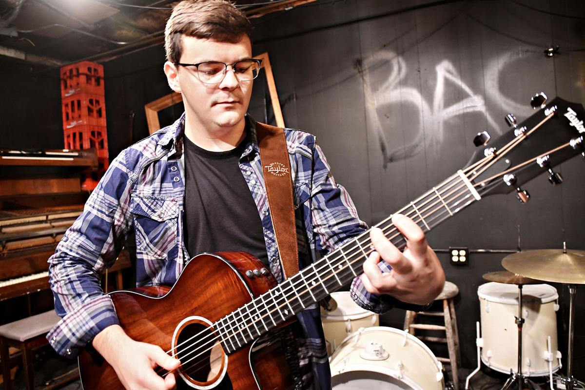 Singer-songwriter puts song to video