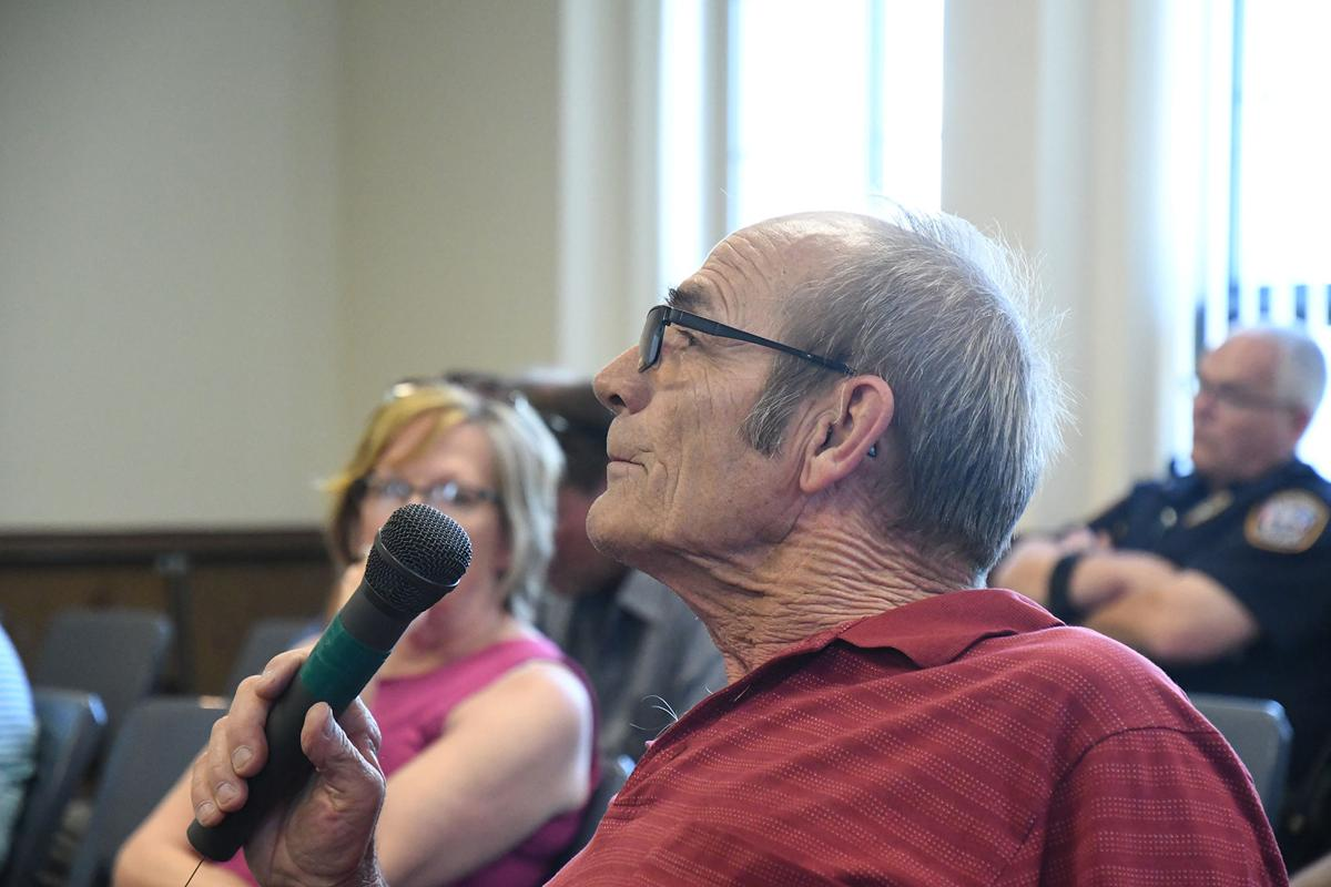 Marv Van Riesen talks Crossroads Park