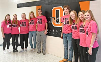 Sheldon schools hold Pink Out fundraiser