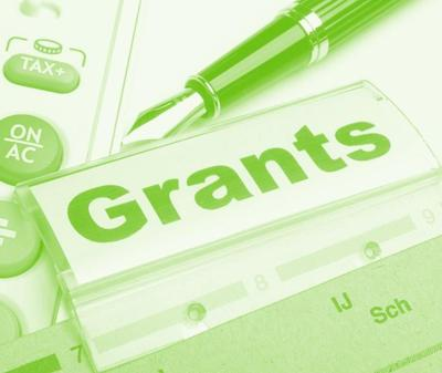 Grant funding available