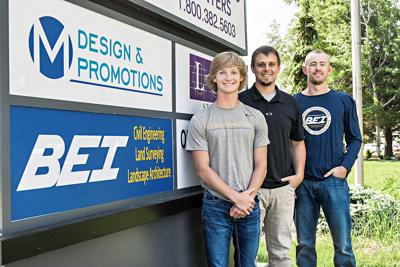 Beck Engineering's Sioux Center team