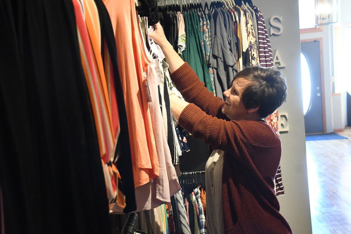 Clothing store relocates to Sutherland