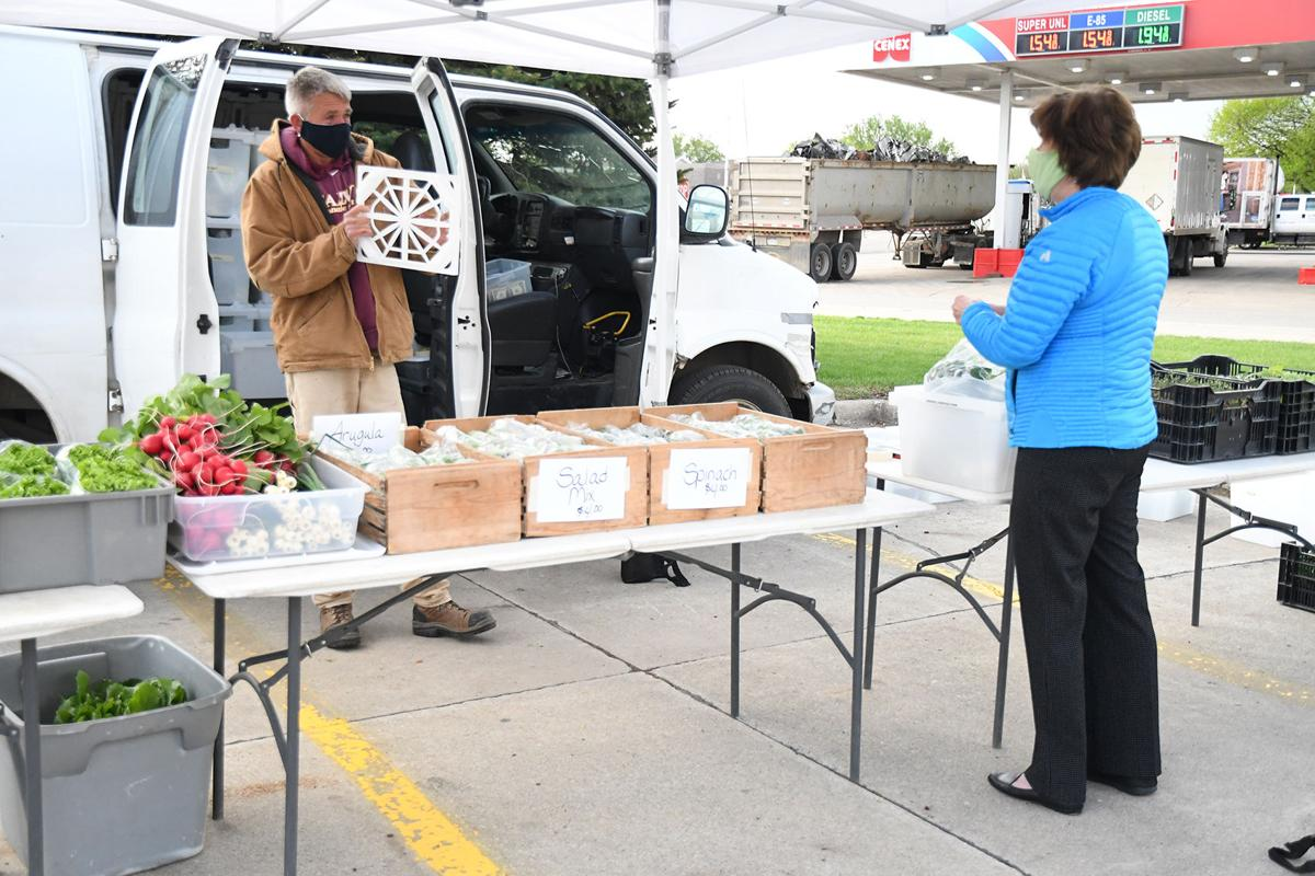 Sioux Center Farmers' Market 2