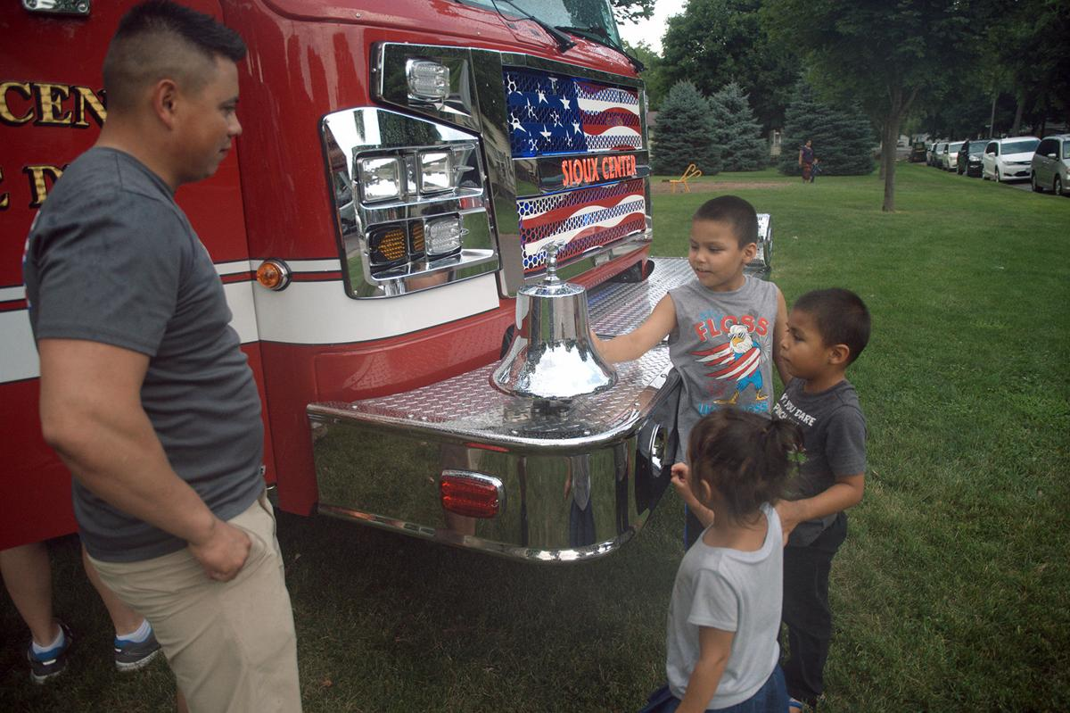 Sioux Center National Night Out